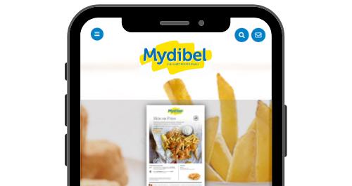 Mydibel application événementielle